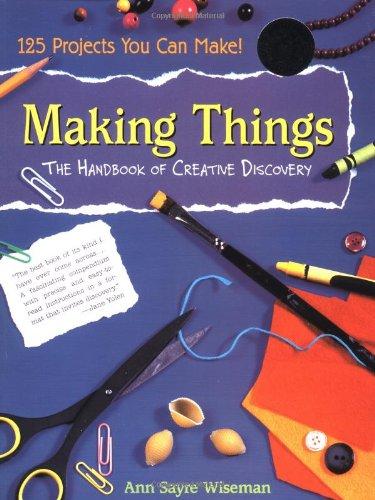 Making Things By Ann Sayre Wiseman