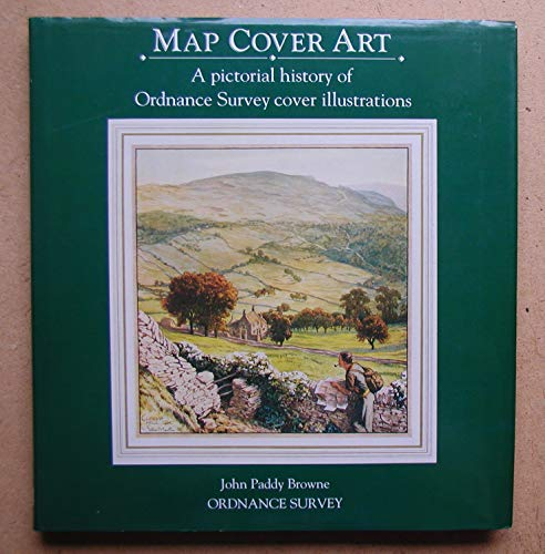 Map Cover Art By John Paddy Browne