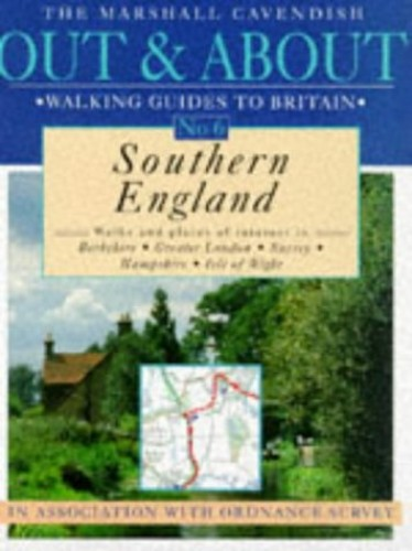 Southern England By Ordnance Survey