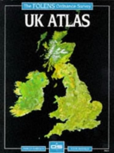 Folens Ordnance Survey UK Atlas By Patricia Harrison