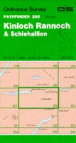 Kinloch Rannoch and Schiehallion By Ordnance Survey