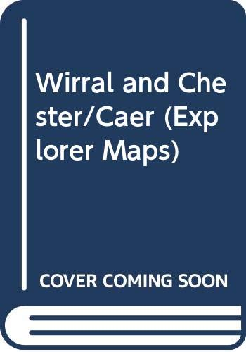 Wirral and Chester/Caer By Ordnance Survey