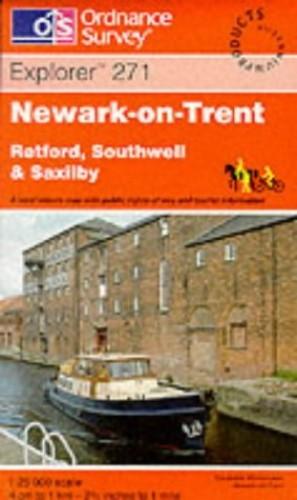 Newark-on-Trent, Retford, Southwell and Saxilby By Ordnance Survey