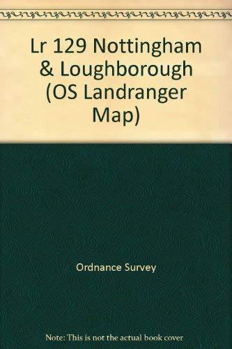 Landranger Maps By Ordnance Survey