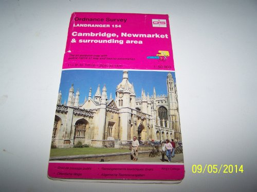 Landranger Maps By Ordnance Survey