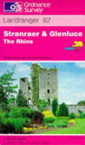 Stranraer and Glenluce, the Rhins By Ordnance Survey