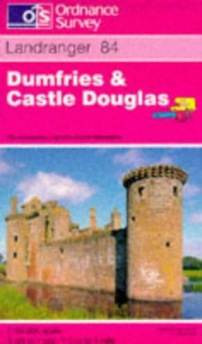 Dumfries and Castle Douglas By Ordnance Survey
