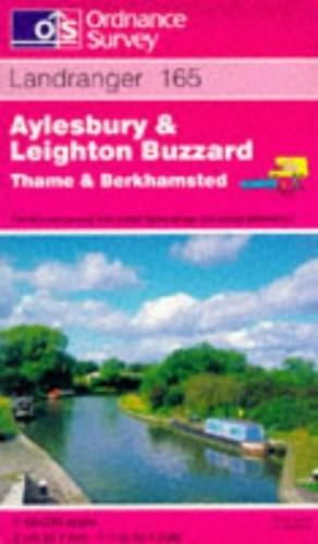 Aylesbury and Leighton Buzzard (Landranger Maps) By Ordnance Survey
