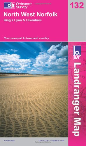 North West Norfolk By Ordnance Survey