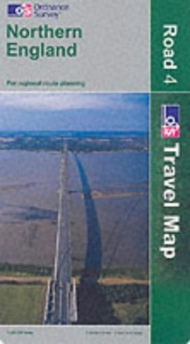 Northern England By Ordnance Survey