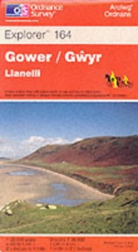 Gower/Gwyr By Ordnance Survey