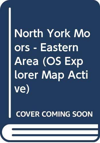 North York Moors - Eastern Area By Ordnance Survey