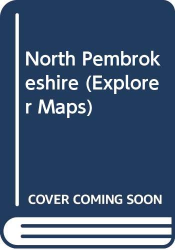 North Pembrokeshire By Ordnance Survey