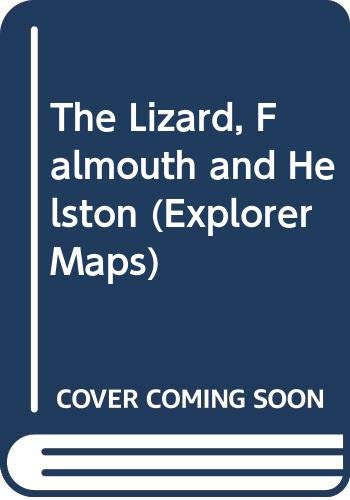 The Lizard, Falmouth and Helston By Ordnance Survey