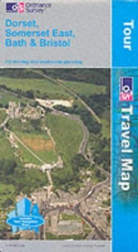 Dorset, Somerset East, Bath and Bristol By Ordnance Survey
