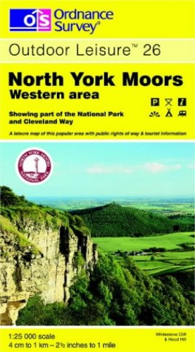 North York Moors By Ordnance Survey