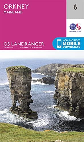 Orkney - Mainland By Ordnance Survey