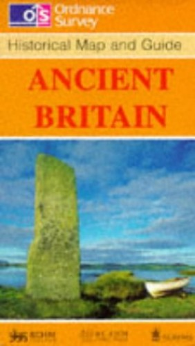 Ancient Britain (Historical Map and Guide) By Ordnance Survey
