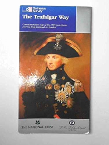 The Trafalgar Way By Ordnance Survey