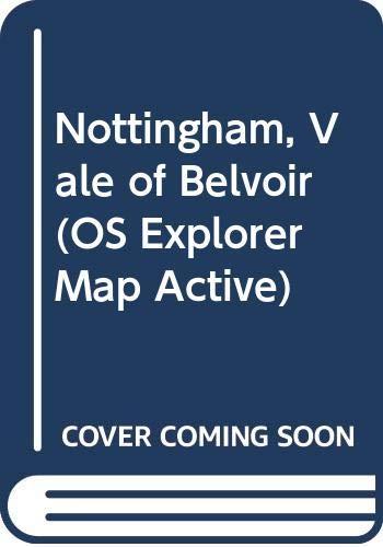 Nottingham, Vale of Belvoir By Ordnance Survey