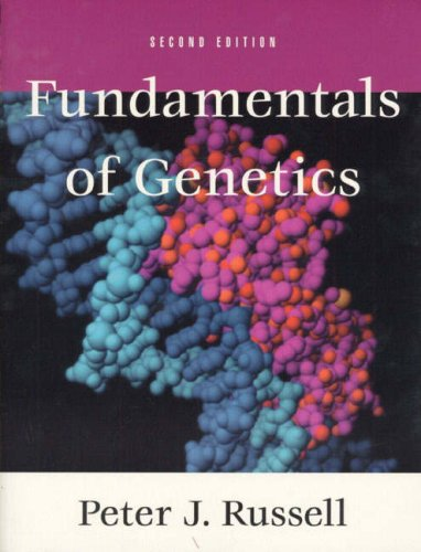 Fundamentals of Genetics By Peter J. Russell