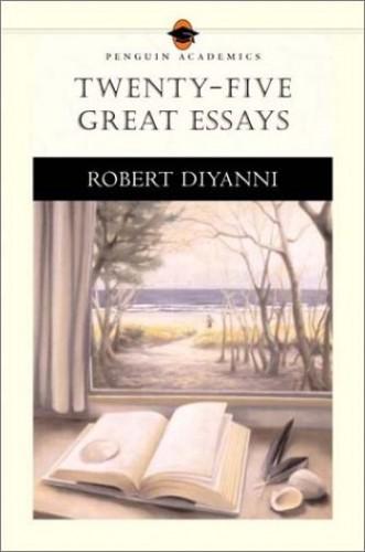 Twenty-Five Great Essays By Robert J. DiYanni