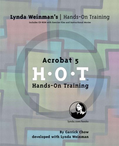 Acrobat 5 Hands-On Training By Garrick Chow