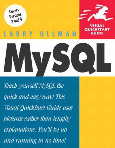 MySQL By Larry Ullman