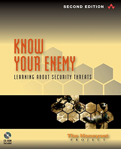 """Know Your Enemy By """"The Honeynet Project"""""""