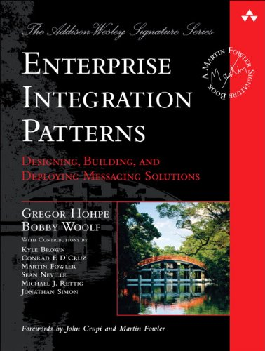Enterprise Integration Patterns: Designing, Building, and Deploying Messaging Solutions (Addison-Wesley Signature) By Gregor Hohpe
