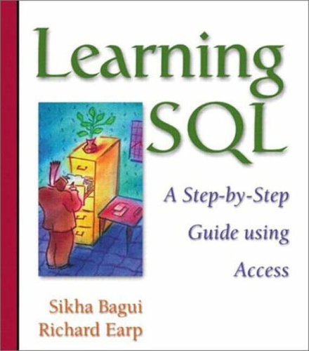 Learning SQL By Sikha Bagui