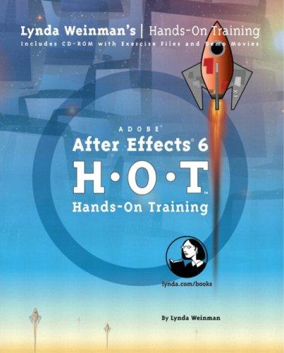 Adobe After Effects 6 Hands-On Training By Lynda Weinman