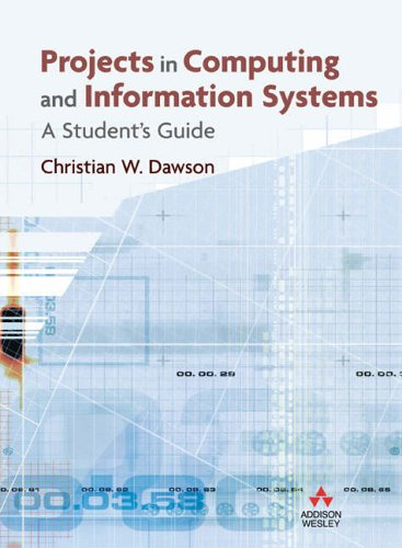 Projects in Computing and Information Systems By Christian Dawson