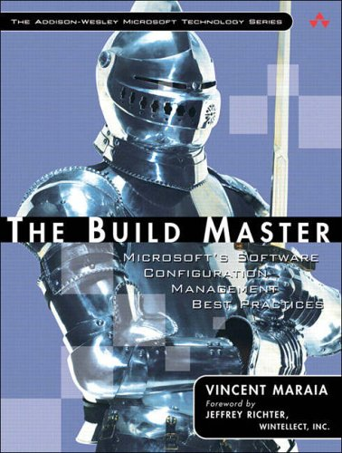 The Build Master By Vincent Maraia