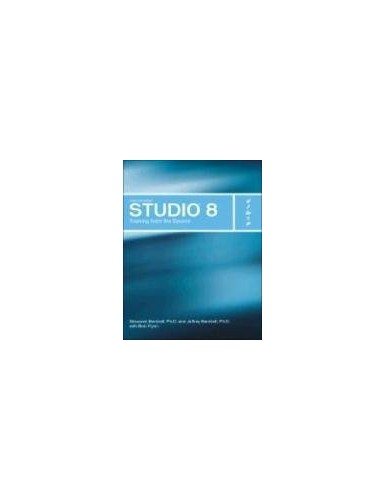 Macromedia Studio 8 By Shaowen Bardzell