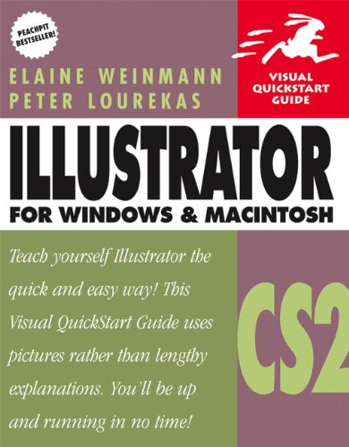 Illustrator CS2 for Windows and Macintosh By Elaine Weinmann