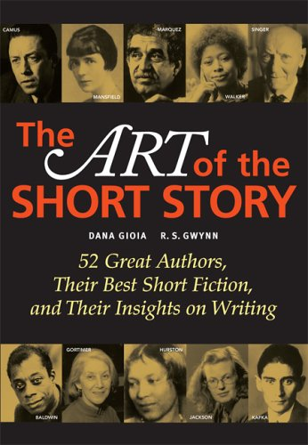 The Art of the Short Story (for Sourcebooks, Inc.) By Dana Gioia