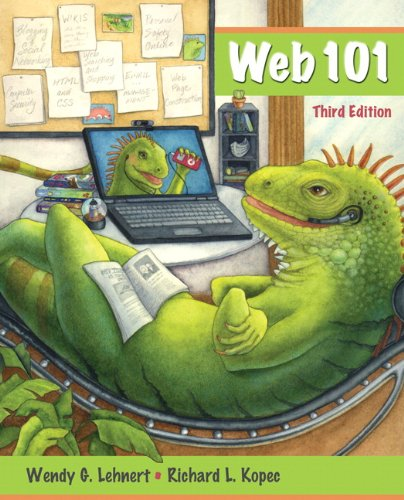 Web 101 By Wendy G. Lehnert