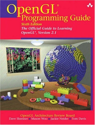 OpenGL Programming Guide By Dave Shreiner