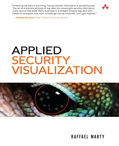 Applied Security Visualization By Raffael Marty