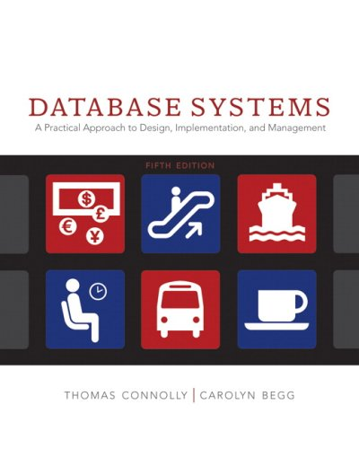 Database Systems By Thomas Connolly