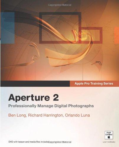 Apple Pro Training Series By Ben Long