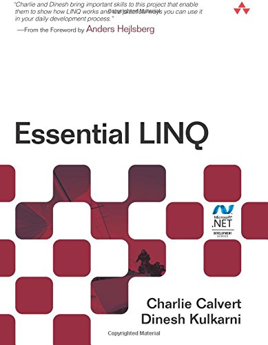 Essential LINQ By Charlie Calvert