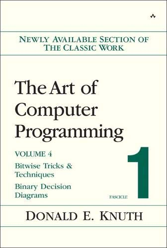 art of computer programming volume 4 pdf