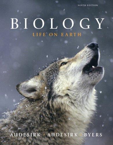Biology By Gerald Audesirk