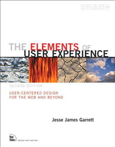 The Elements of User Experience: User-Centered Design for the Web and Beyond (Voices That Matter) By Jessie James Garrett