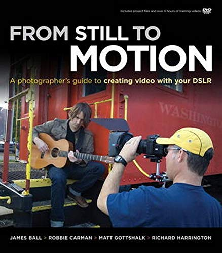 From Still to Motion By James Ball