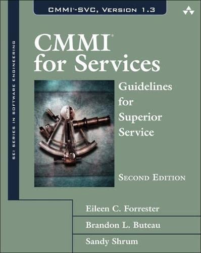 CMMI for Services By Eileen Forrester