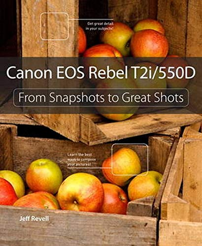 Canon EOS Rebel T2i / 550D By Jeff Revell