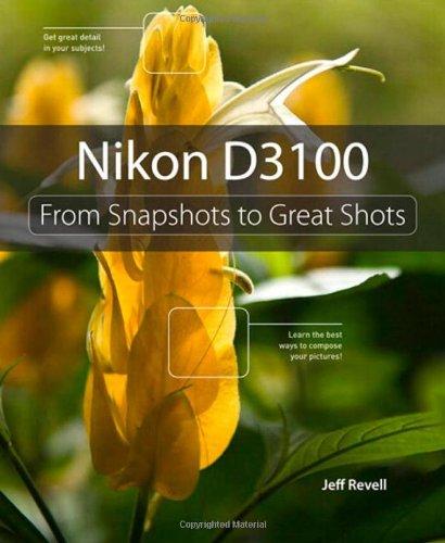 Nikon D3100 By Jeff Revell